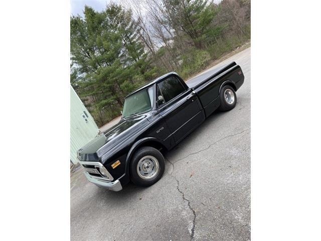 1969 Chevrolet C10 (CC-1468229) for sale in Carlisle, Pennsylvania