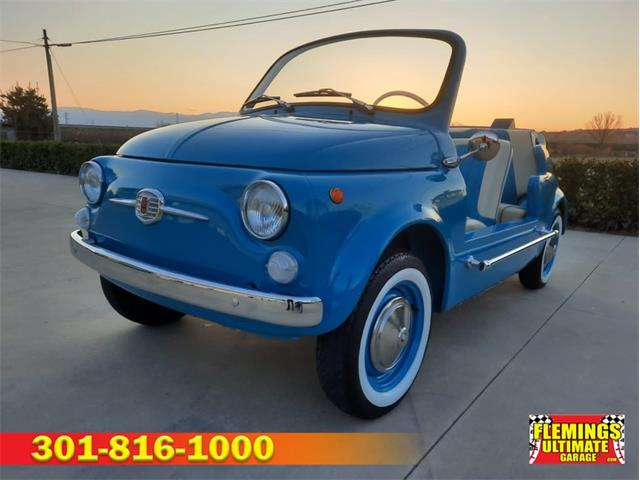 1973 Fiat 500L (CC-1468232) for sale in Rockville, Maryland