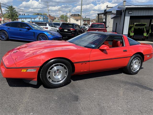 1986 Chevrolet Corvette (CC-1468238) for sale in Carlisle, Pennsylvania