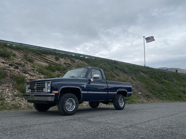 1987 Chevrolet K-10 (CC-1468239) for sale in Carlisle, Pennsylvania