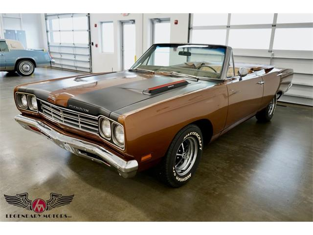1969 Plymouth Road Runner (CC-1468248) for sale in Rowley, Massachusetts