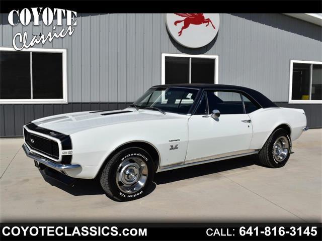 1967 Chevrolet Camaro (CC-1468250) for sale in Greene, Iowa