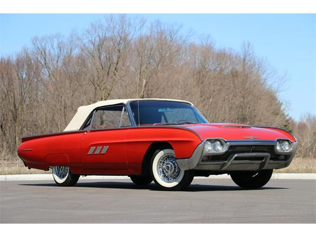1963 Ford Thunderbird (CC-1468253) for sale in Stratford, Wisconsin