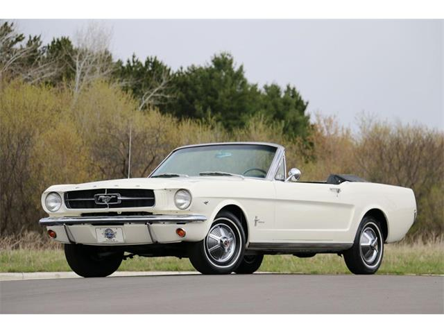 1965 Ford Mustang (CC-1468254) for sale in Stratford, Wisconsin