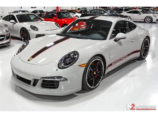 2016 Porsche 911 Carrera (CC-1468258) for sale in Jupiter, Florida