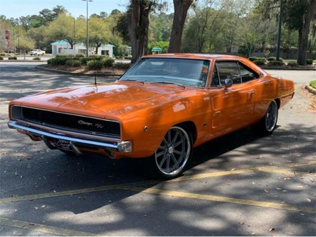1968 Dodge Charger (CC-1460827) for sale in Cadillac, Michigan