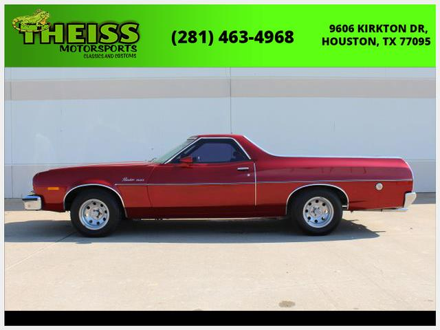1973 Ford Ranchero 500 (CC-1468270) for sale in Houston, Texas