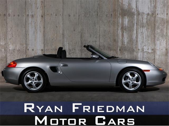 1999 Porsche Boxster (CC-1468276) for sale in Valley Stream, New York