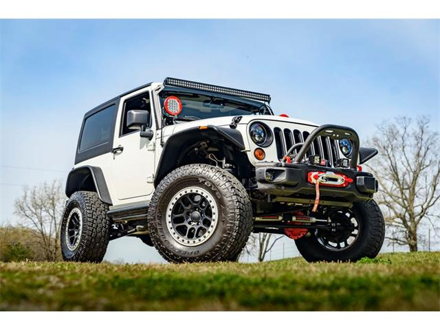 2013 Jeep Wrangler (CC-1468280) for sale in Collierville, Tennessee