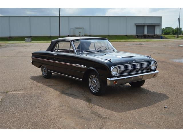 1963 Ford Falcon (CC-1468282) for sale in Batesville, Mississippi