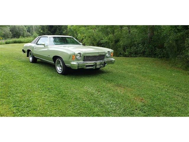 1974 Chevrolet Monte Carlo (CC-1460830) for sale in Cadillac, Michigan