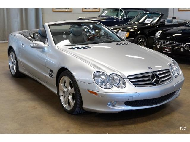 2005 Mercedes-Benz SL-Class (CC-1468301) for sale in Chicago, Illinois
