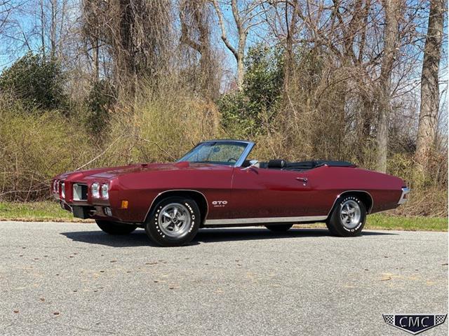 1970 Pontiac GTO (CC-1468311) for sale in Benson, North Carolina