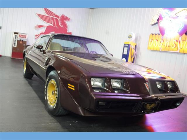 1981 Pontiac Firebird (CC-1468315) for sale in Belmont, Ohio