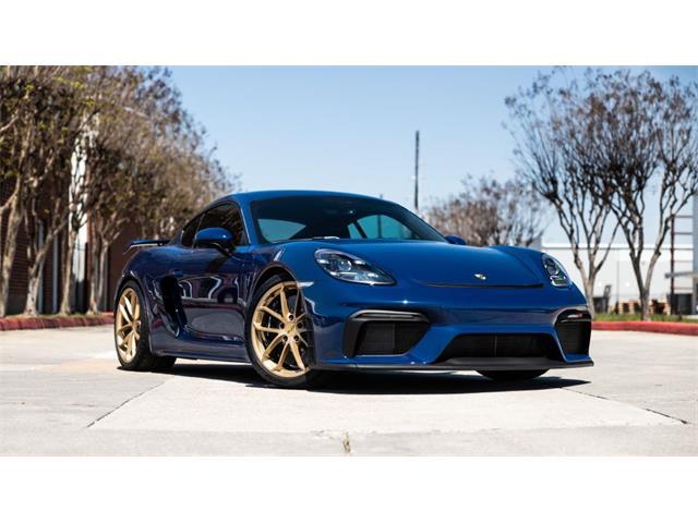 2021 Porsche Cayman (CC-1468317) for sale in Houston, Texas