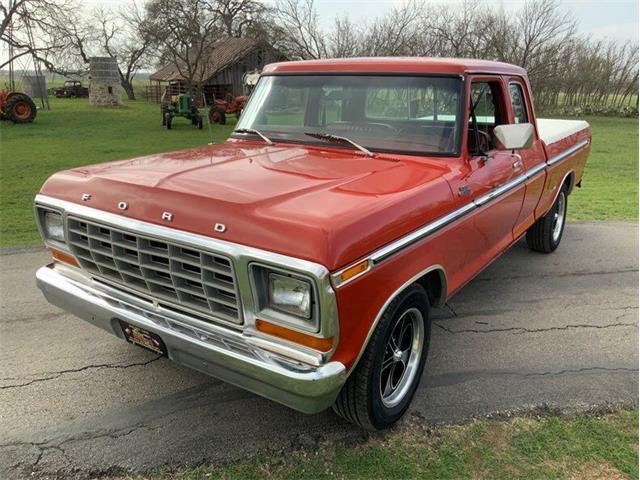 1979 Ford F150 (CC-1460833) for sale in Fredericksburg, Texas
