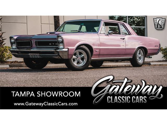 1965 Pontiac GTO (CC-1468331) for sale in O'Fallon, Illinois
