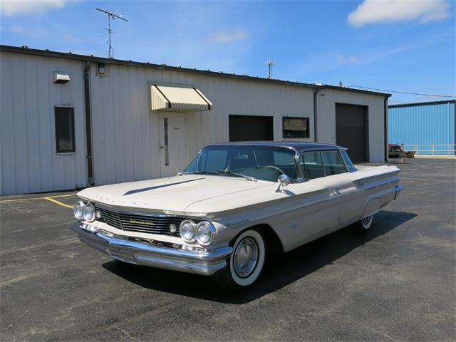 1960 Pontiac Bonneville (CC-1468336) for sale in Manitowoc, Wisconsin