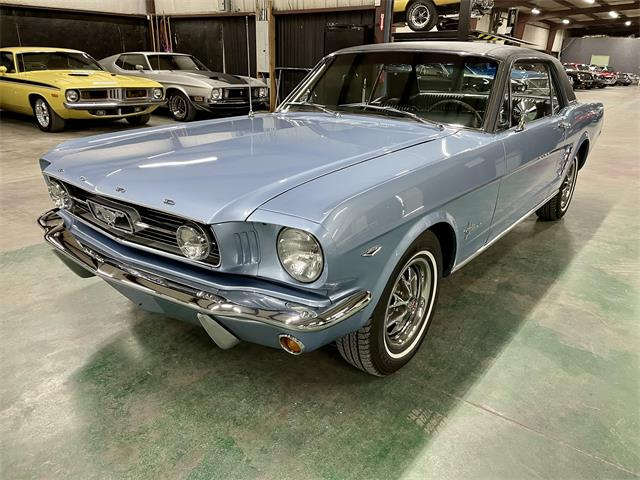 1966 Ford Mustang (CC-1468341) for sale in Sherman, Texas