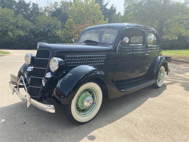 1935 Ford Slantback (CC-1468347) for sale in Shawnee, Oklahoma