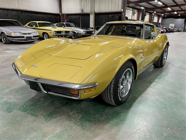 1972 Chevrolet Corvette (CC-1468348) for sale in Sherman, Texas