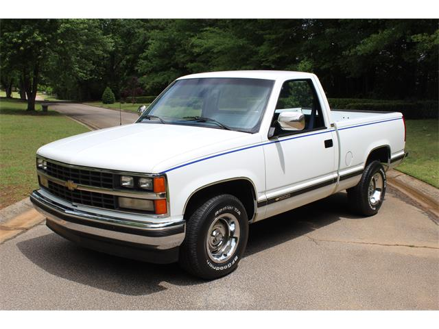 1989 Chevrolet Silverado (CC-1468353) for sale in Roswell, Georgia