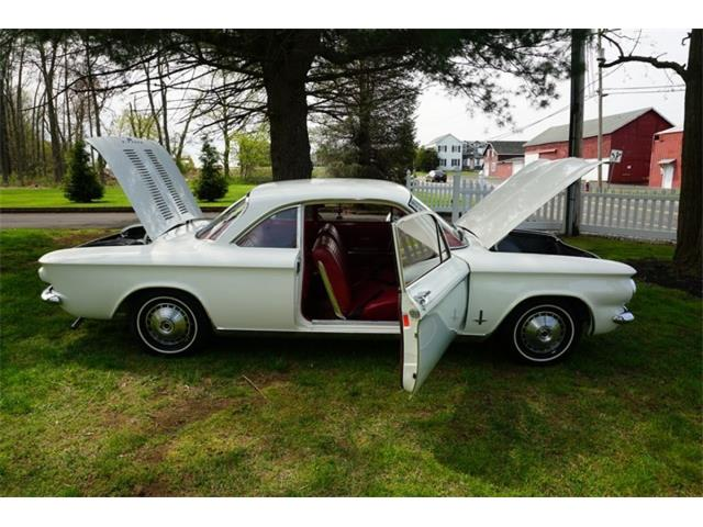 1964 Chevrolet Corvair Monza (CC-1468356) for sale in Monroe Township, New Jersey