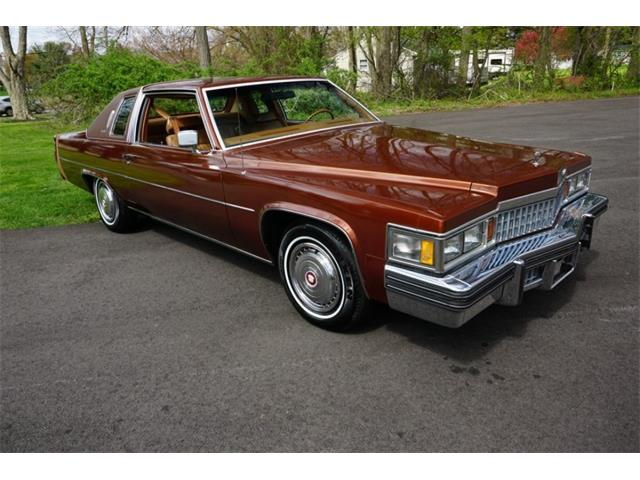 1978 Cadillac Coupe DeVille (CC-1468357) for sale in Monroe Township, New Jersey