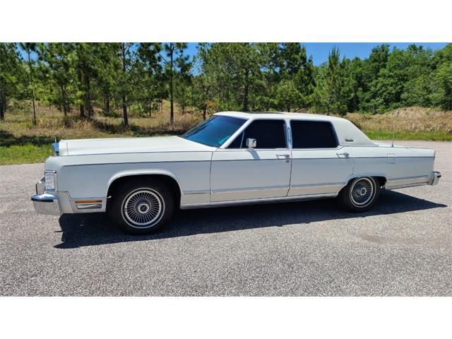 1979 Lincoln Continental (CC-1468359) for sale in Brooksville, Florida