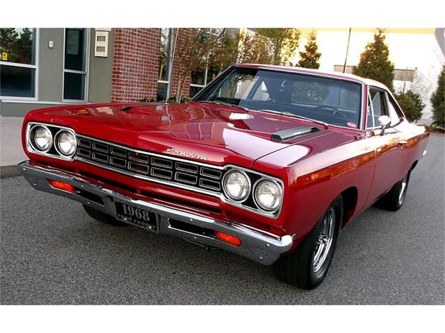 1968 Plymouth Road Runner (CC-1468362) for sale in Delta, British Columbia