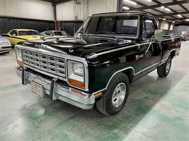1984 Dodge D150 (CC-1468363) for sale in Sherman, Texas