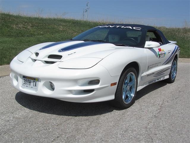 1999 Pontiac Firebird Trans Am WS6 (CC-1468366) for sale in Omaha, Nebraska