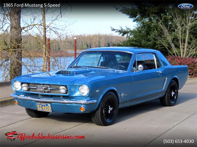 1965 Ford Mustang (CC-1468379) for sale in Gladstone, Oregon