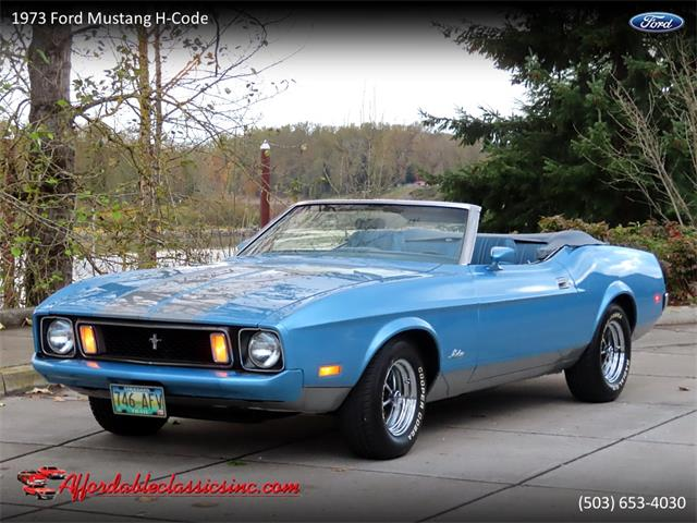 1973 Ford Mustang (CC-1468381) for sale in Gladstone, Oregon