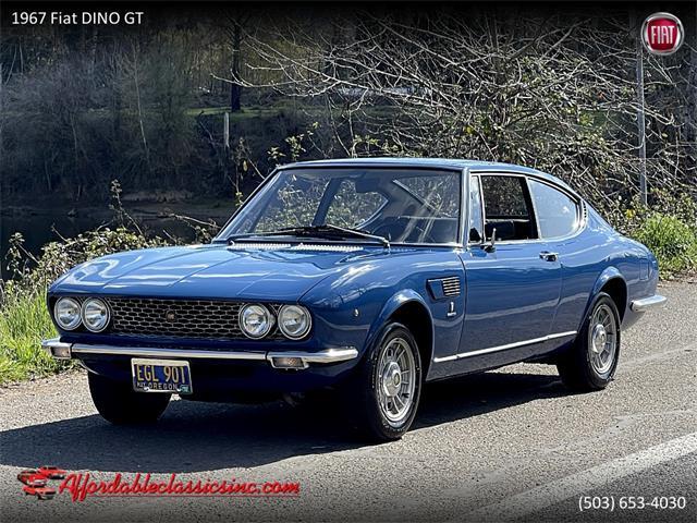 1967 Fiat Dino (CC-1468395) for sale in Gladstone, Oregon