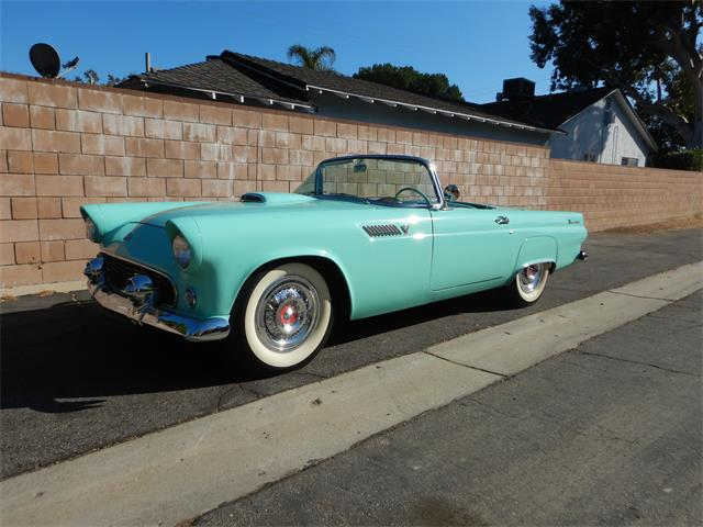 1955 Ford Thunderbird (CC-1468403) for sale in Woodland Hills, California