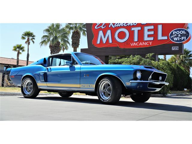 1968 Shelby GT500 (CC-1468405) for sale in BOULDER CITY, Nevada