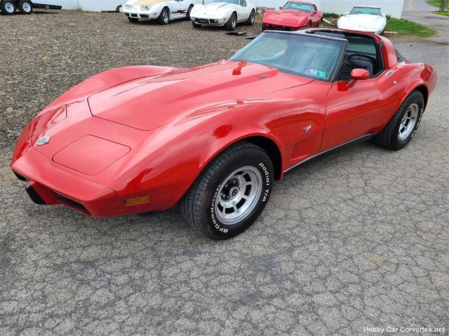 1978 Chevrolet Corvette (CC-1468408) for sale in martinsburg, Pennsylvania