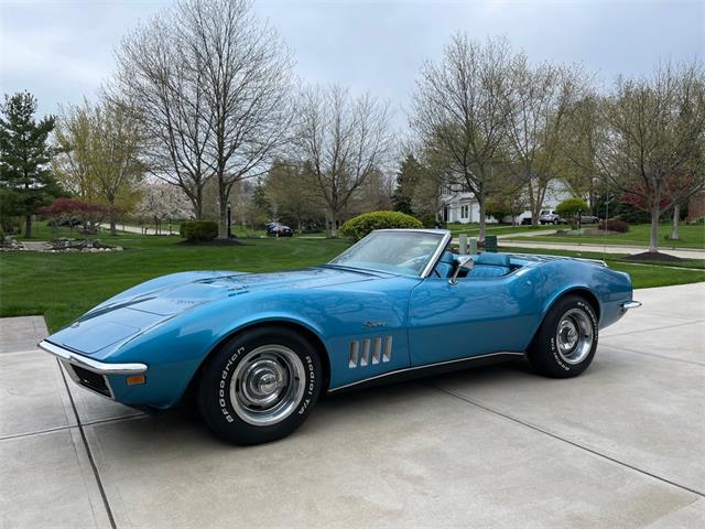 1969 Chevrolet Corvette Stingray (CC-1468413) for sale in North Royalton, Ohio