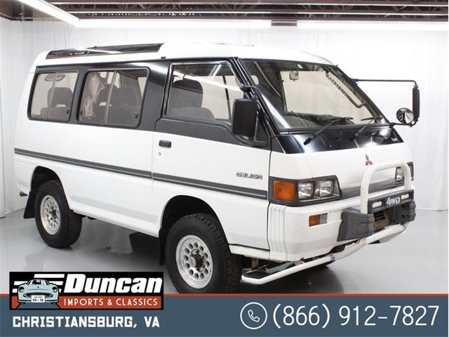 1991 Mitsubishi Delica (CC-1468425) for sale in Christiansburg, Virginia