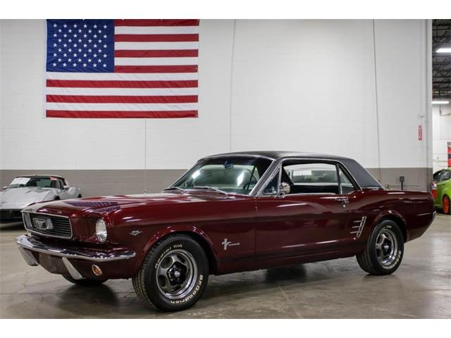 1966 Ford Mustang (CC-1468427) for sale in Kentwood, Michigan