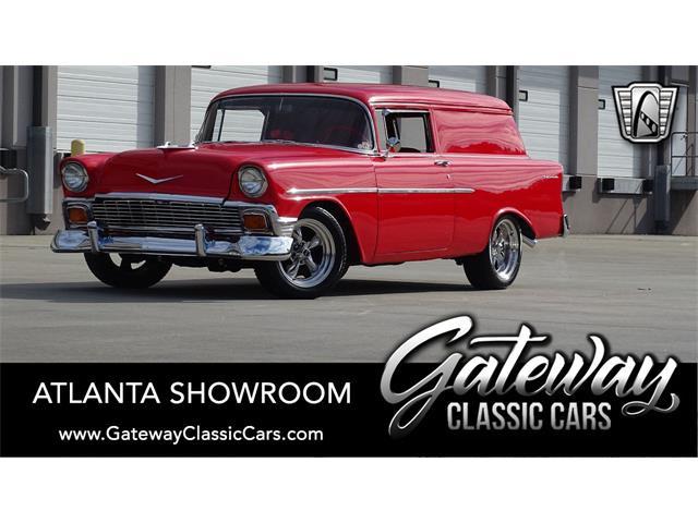 1956 Chevrolet Sedan Delivery (CC-1468432) for sale in O'Fallon, Illinois