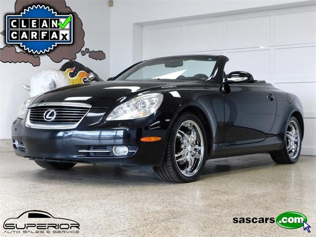 2006 Lexus SC400 (CC-1468436) for sale in Hamburg, New York