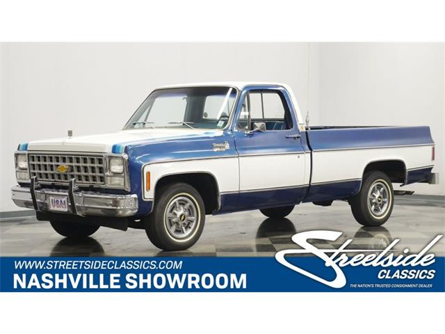 1980 Chevrolet C10 (CC-1468443) for sale in Lavergne, Tennessee