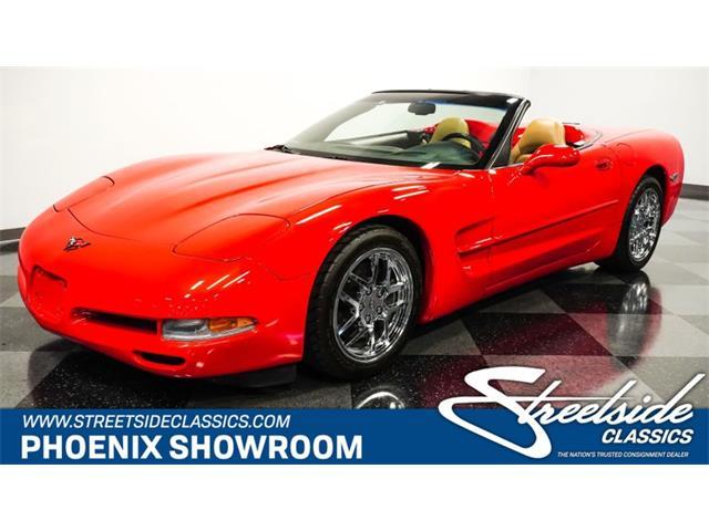 2000 Chevrolet Corvette (CC-1468449) for sale in Mesa, Arizona