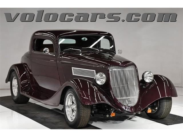 1934 Ford Coupe (CC-1468461) for sale in Volo, Illinois