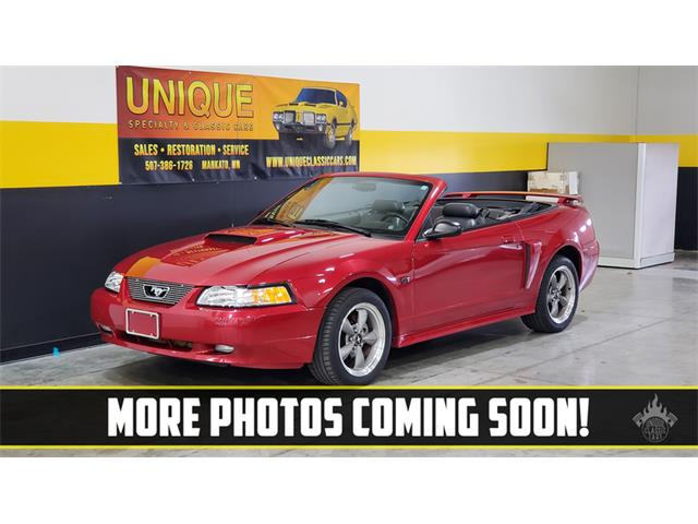 2001 Ford Mustang (CC-1468462) for sale in Mankato, Minnesota