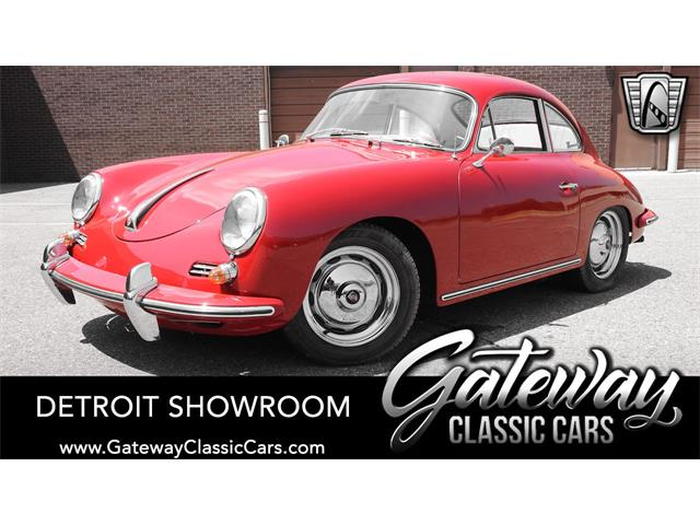 1960 Porsche 356B (CC-1468464) for sale in O'Fallon, Illinois