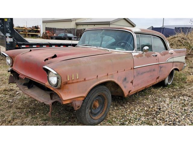 1957 Chevrolet Bel Air (CC-1468465) for sale in Mankato, Minnesota