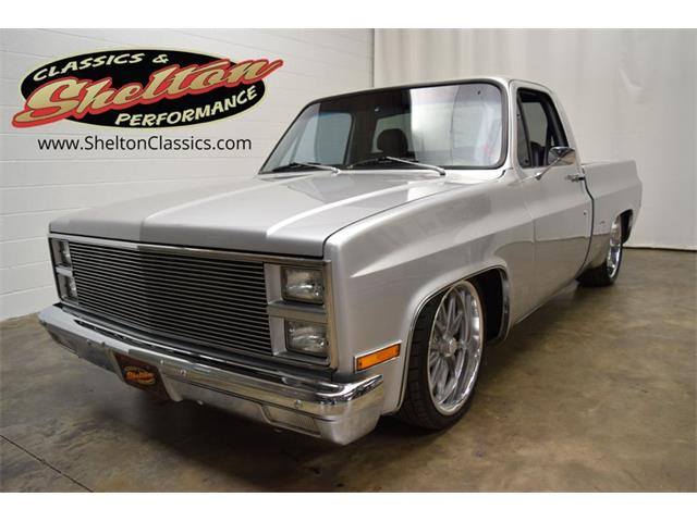 1982 Chevrolet 1500 (CC-1468473) for sale in Mooresville, North Carolina